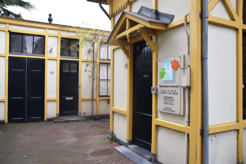 dierenarts dierenkliniek Amsterdam